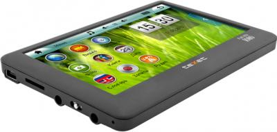 MP3-плеер TeXet T-970HD (8 Gb) Black - вид сверху