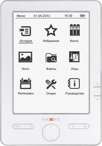 Электронная книга TeXet  682000.000