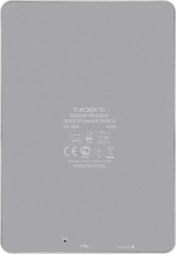 Электронная книга TeXet  680000.000