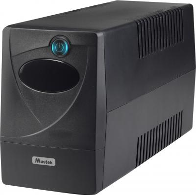 ИБП Mustek PowerMust 848EG 800VA - общий вид