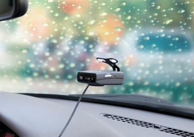 Радар-детектор NeoLine X-COP 7500 - в автомобиле