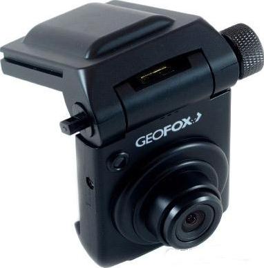 Автомобильный видеорегистратор Geofox DVR520 DOD - общий вид