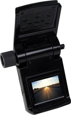 Автомобильный видеорегистратор Geofox DVR520 DOD - дисплей