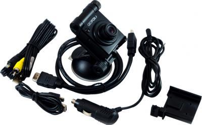Автомобильный видеорегистратор Geofox DVR520 DOD - комплектация