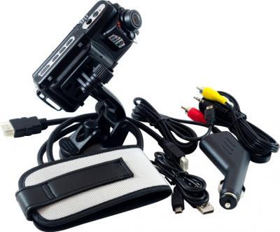 Автомобильный видеорегистратор Geofox DVR900 DOD - комплектация
