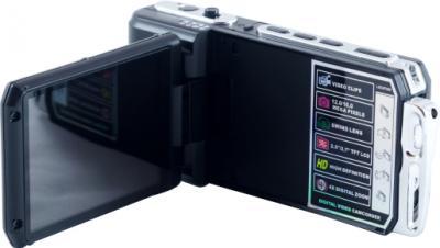Автомобильный видеорегистратор Geofox DVR900 DOD - дисплей