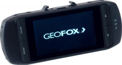 Автомобильный видеорегистратор Geofox DVR600 - дисплей