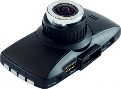 Автомобильный видеорегистратор Geofox DVR450 - вид сбоку