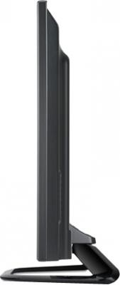 Телевизор LG 42LA615V - вид сбоку