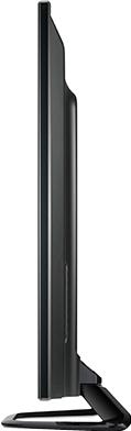 Телевизор LG 42LN570V - вид сбоку