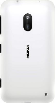 Смартфон Nokia Lumia 620 White - задняя панель