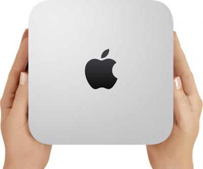 Неттоп Apple Mac mini Server (MD389RS/A) - общий вид