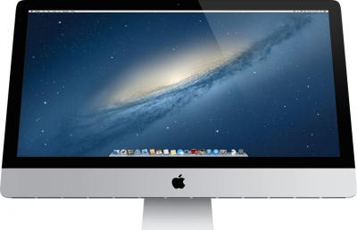 Моноблок Apple iMac 21.5'' (MD093RS/A) - дисплей