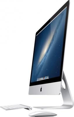 Моноблок Apple iMac 21.5'' (MD093RS/A) - общий вид