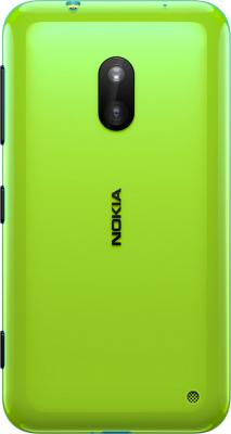 Смартфон Nokia Lumia 620 Green - задняя панель