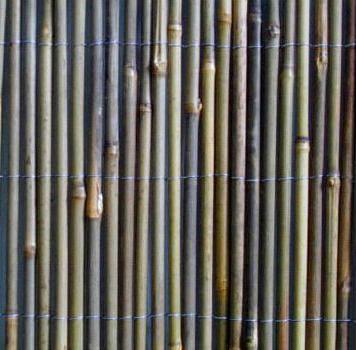 Изгородь декоративная Sundays 57302 (из бамбука) - общий вид