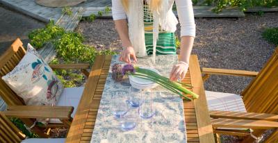 Стол садовый Garden4you Finlay 13180