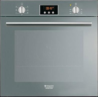 Электрический духовой шкаф Hotpoint FKQ 63 C (I)/HA S - общий вид