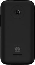 Смартфон Huawei Ascend Y210D Black - задняя панель