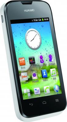 Смартфон Huawei Ascend Y210D White - общий вид