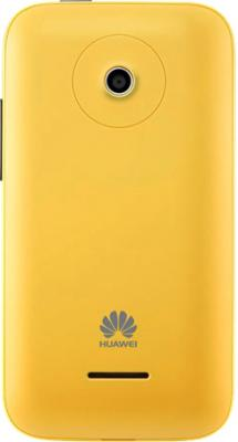 Смартфон Huawei Ascend Y210D Yellow - задняя крышка