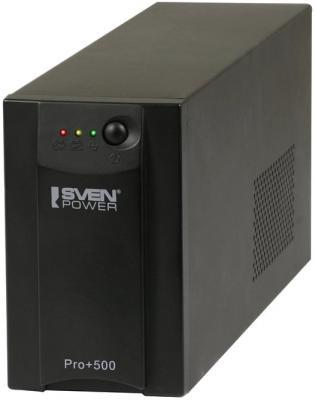 ИБП Sven Power Pro+ 500 - общий вид