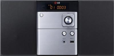 Микросистема LG CM1530 - вид спереди