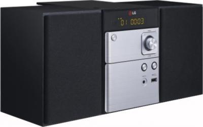 Микросистема LG CM1530 - вид сбоку
