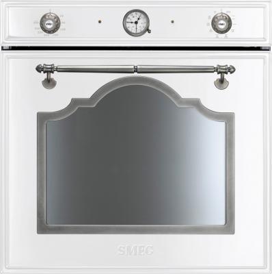 Электрический духовой шкаф Smeg SFP750BS - общий вид