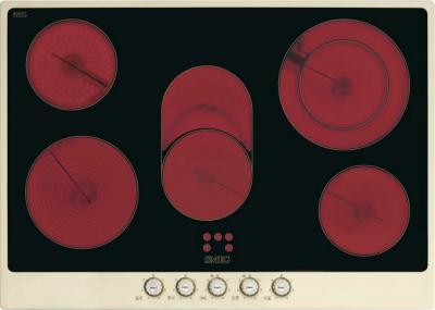 Электрическая варочная панель Smeg P775PO - общий вид