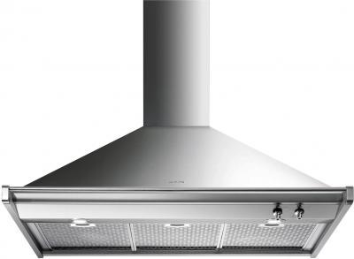 Вытяжка купольная Smeg KD100X-2 - общий вид
