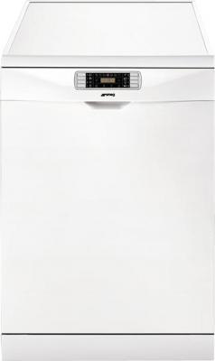 Посудомоечная машина Smeg LVS367B - фронтальный вид