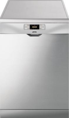 Посудомоечная машина Smeg LVS367SX - общий вид
