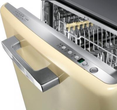 Посудомоечная машина Smeg ST2FABP2 - панель управления
