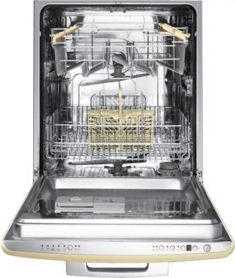 Посудомоечная машина Smeg ST2FABP2 - изнутри