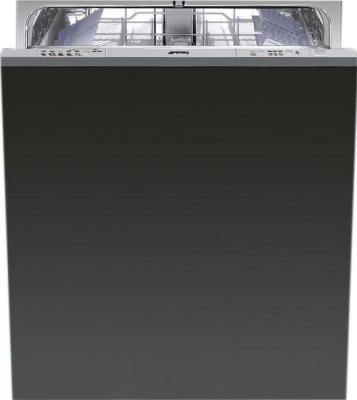 Посудомоечная машина Smeg STA6445-2 - фронтальный вид