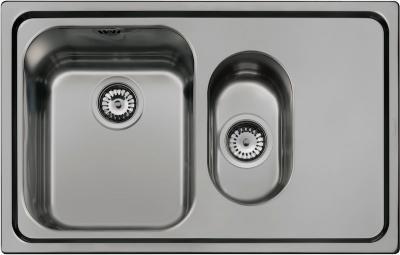 Мойка кухонная Smeg SP7915DN - общий вид