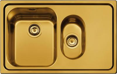 Мойка кухонная Smeg SP7915DOT - общий вид
