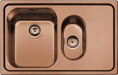Мойка кухонная Smeg SP7915DRA - общий вид