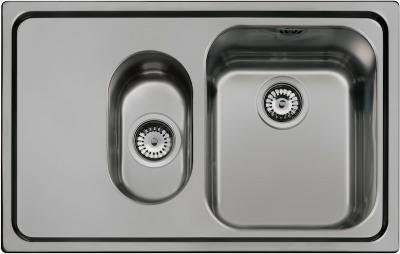 Мойка кухонная Smeg SP7915SN - общий вид