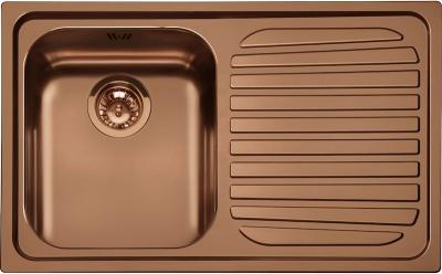 Мойка кухонная Smeg SP791DRA - общий вид