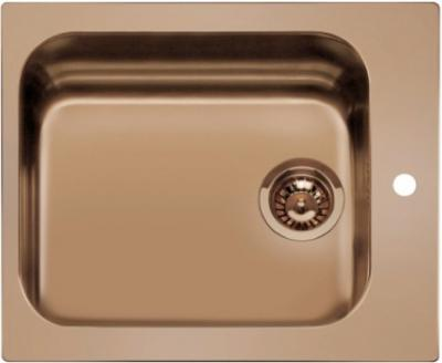 Мойка кухонная Smeg VS45P3RA - общий вид