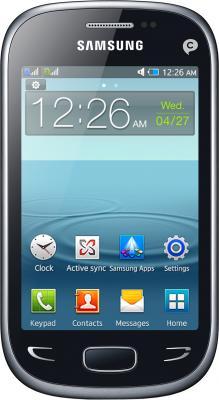 Мобильный телефон Samsung Rex 90 / S5292 (синий) - общий вид