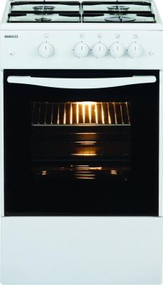 Кухонная плита Beko CG 41011 - общий вид