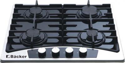 Газовая варочная панель Backer 607 - общий вид