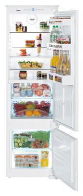 Холодильник с морозильником Liebherr ICBS 3214 - с открытой дверью