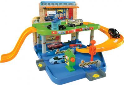 Детский паркинг Bburago Стрит Файер (18-30039) - общий вид