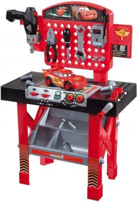 Детский набор инструментов Smoby Ремонтная мастерская Тачки с машинкой Маккуин (500189) - общий вид