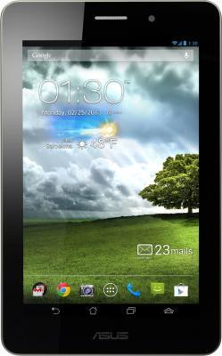 Планшет Asus Fonepad ME371MG 16GB 3G Titanium Gray  - фронтальный вид