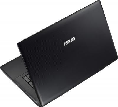 Ноутбук Asus X75VD-TY016H (90NCOC218W12215813AU) - вид сзади